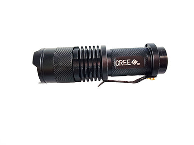 Intense Flashlight 300 Lumens