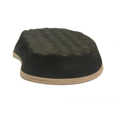 Equicast EVA-Leather CLOG Shoe (Therapeutic Shoe = Leather rim pad + Leather full pad + EVA)