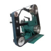 "Bader BIII 1.5 HP Single Speed 2"" x 72"" Bench Grinder - Pro Industrial -"