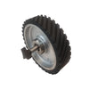 "Bader 8"" x 2"" Medium 70 Durometer Contact Wheel"