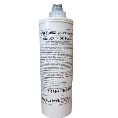 Equilox 1 Adhesive Side-by-Side Cartridge - 14 oz