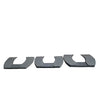 Castle Bar Wedge Pad - per Pair