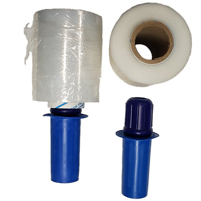 Plastic Stretch Wrap (Roll ONLY)