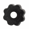 "2"" Black Hand Wheel for Propane connector"
