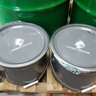 Parks 50 Quench Oil (3 Gallons + Steel Pail)