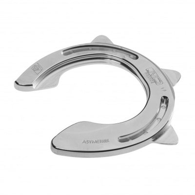 Michel Vaillant JMD Asymetrix Aluminum Horseshoes - per Pair