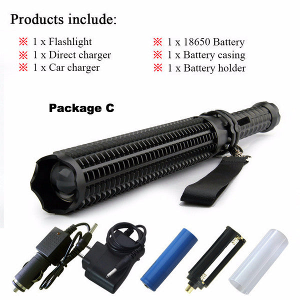 Self Defense Tactical LED Light