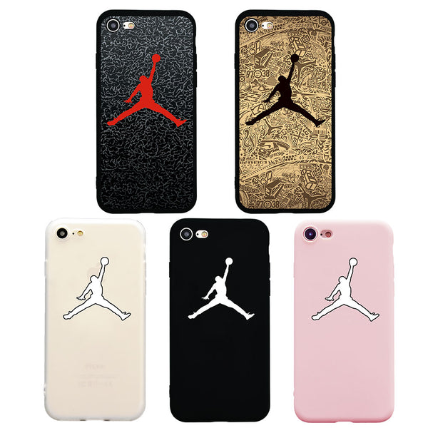 Air Jordan  Silicon Case