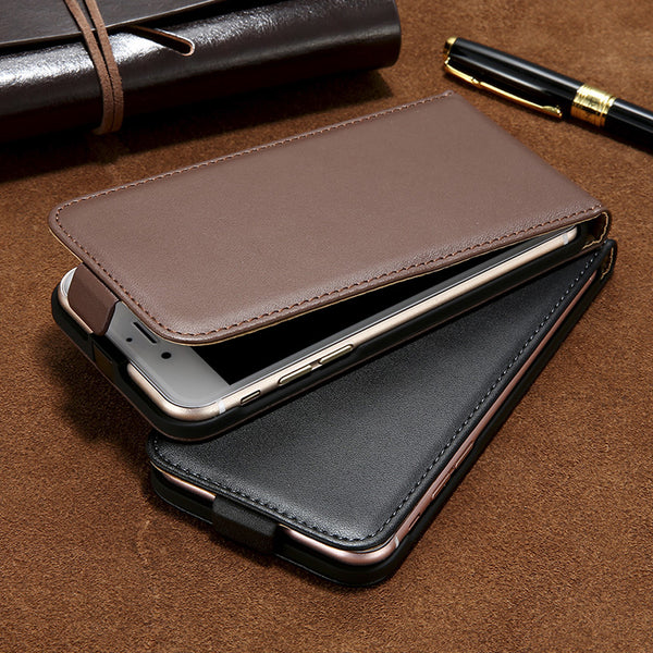 KISSCASE Leather Case - multiple colours