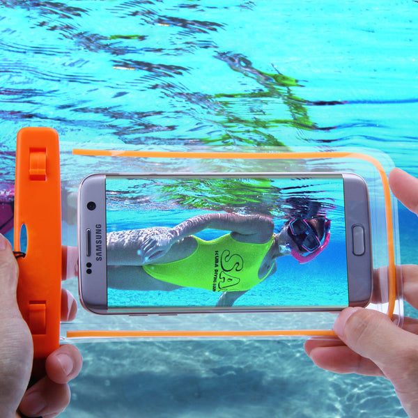 Universal Waterproof Case Pouch - multiple colours