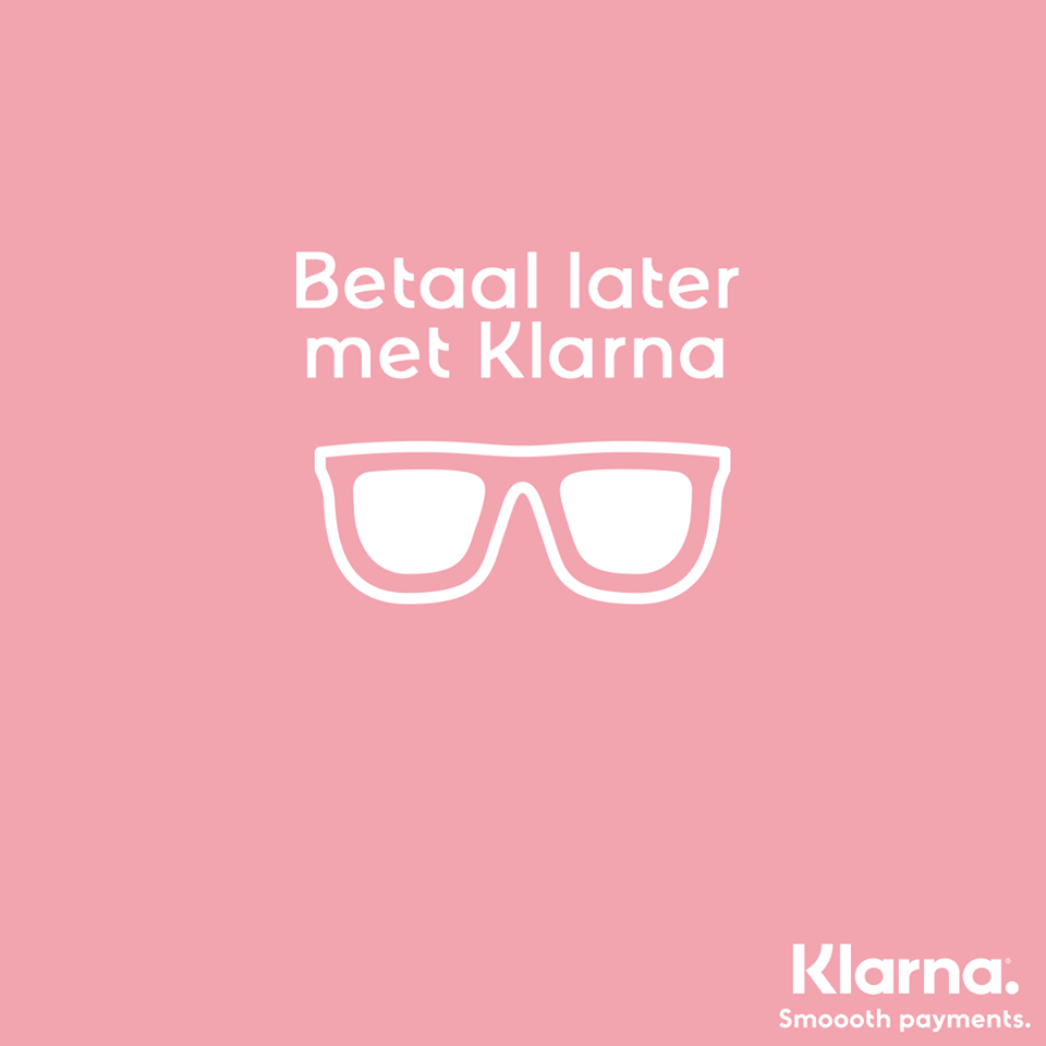 klarna - betaal later