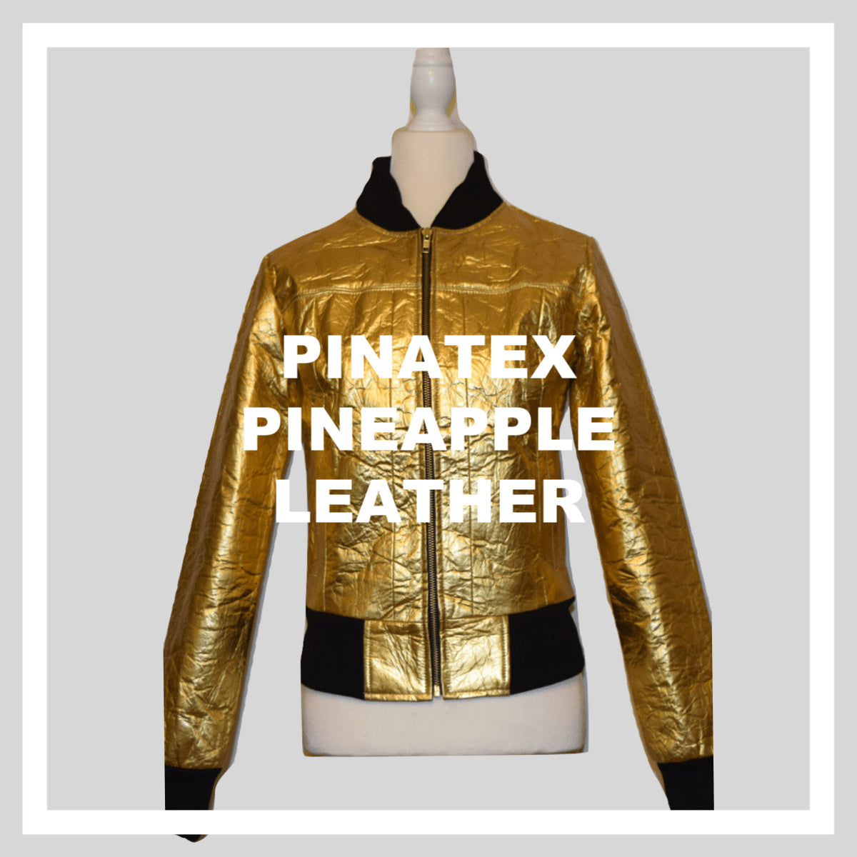 Pineapple Leather Collection