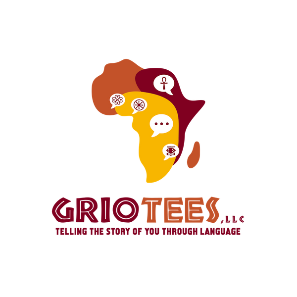What's behind the GrioTees Logo?