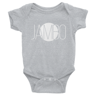 Baby 'Jambo' (Swahili: Hello) Baby Onesie/Infant Bodysuit (Online)