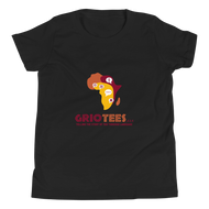GrioTees Kids Short Sleeve T-Shirt (Online)