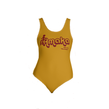 "GrioTees ""Amaka"" (Igbo: Beautiful) One-Piece Swimsuit"