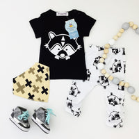 Baby Raccoon - Set