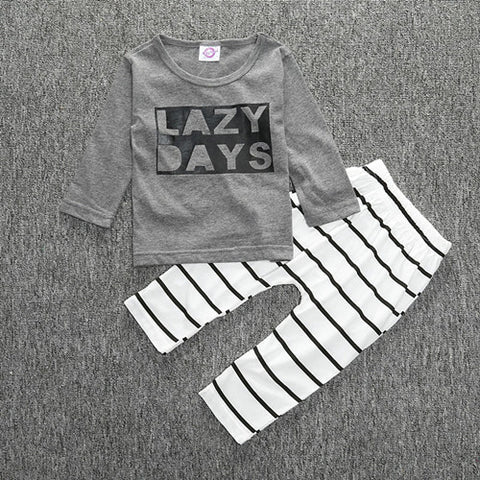 Lazy Days - Set
