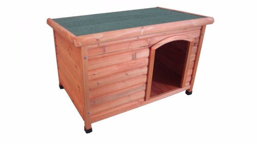 Wooden Dog Kennels