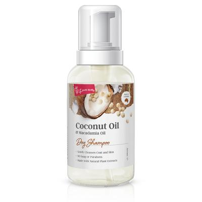 Coconut Oil & Macadamia Oil Dog Shampoo