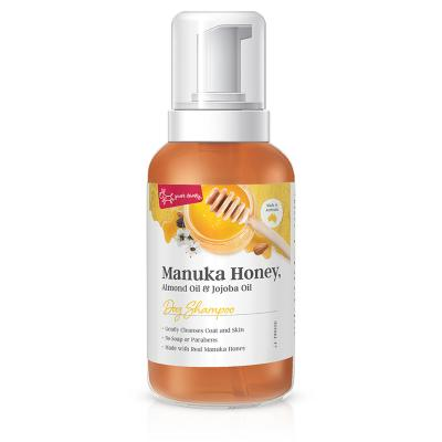 Manuka Honey & Almond Oil Dog Shampoo