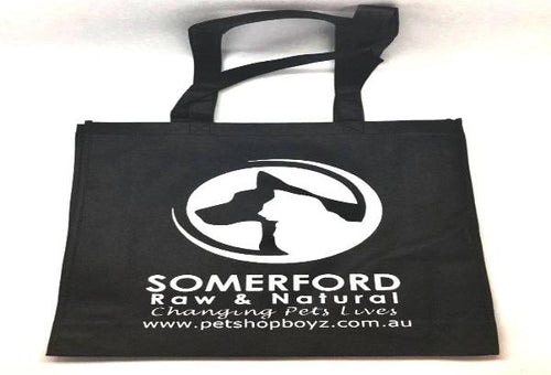 Somerford Raw & Natural Reusable Tote Bag