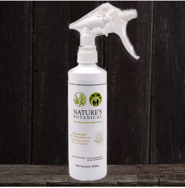 Natures Botanical - Natural Insect Repellent Spray
