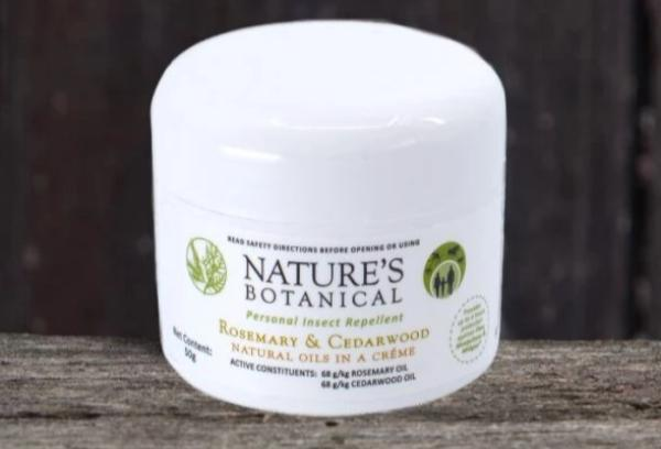 Natures Botanical - Natural Insect Repellent Creme