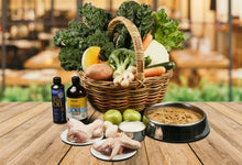 Somerford Raw & Natural - Adult Dog Hunter Valley Chicken & Veg Pack + FREE Meaty Bones