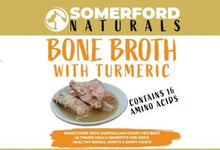 Somerford Naturals Bone Broth with Turmeric for Pets