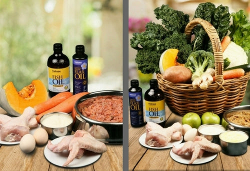 Somerford Raw & Natural - Puppy Chicken Combo Pack + FREE Meaty Bones
