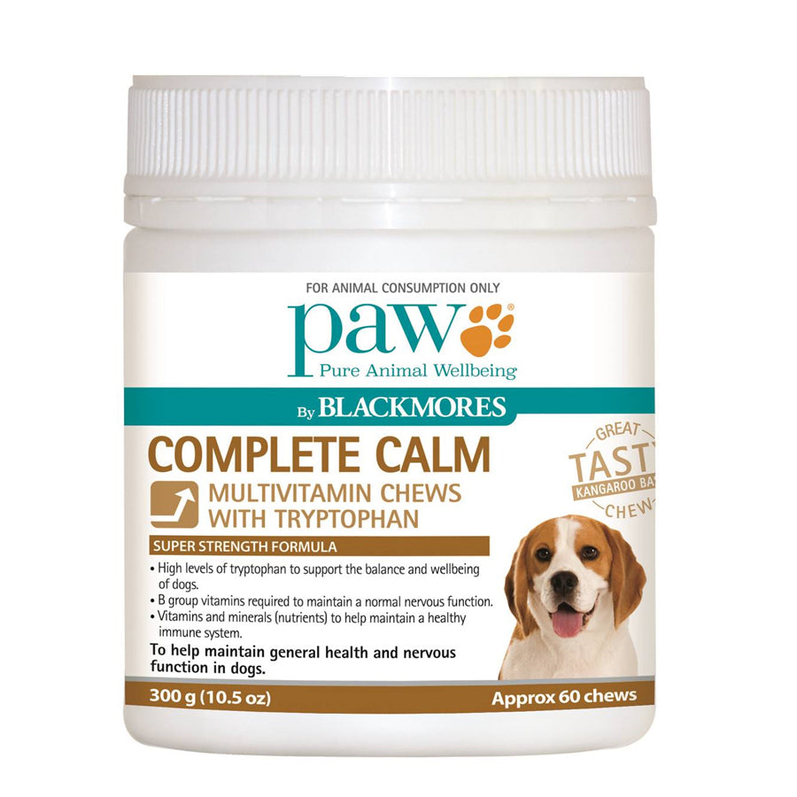 Paw Complete Calm Chews 300g