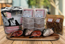 Salmon & Sardine Mixed Feeder Pack - Somerford Raw Protein Boost & Meals for Mutts