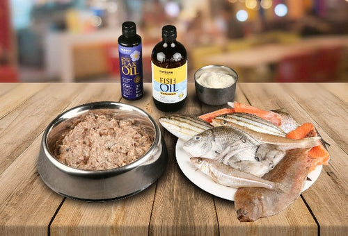 Somerford Raw & Natural - Ferret Protein Boost Seafood