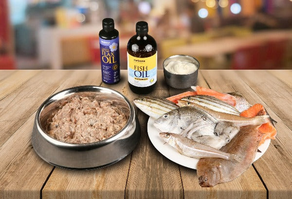 Somerford Raw & Natural - Ferret Food Protein Boost Seafood