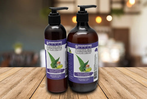 Somerford Style Sensitive Skin Puppy & Dog Conditioner