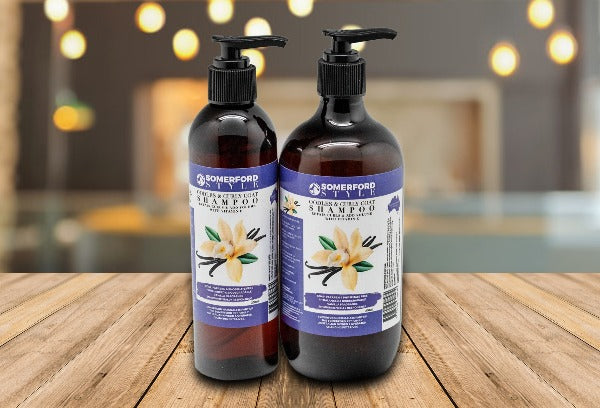 Somerford Style Oodles & Curly Coat Dog Shampoo