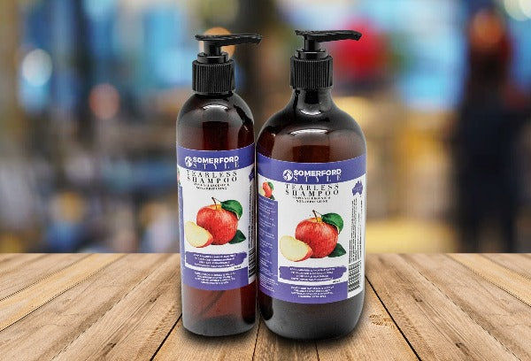 Somerford Style Tearless Puppy, Kitten & Small Animal Shampoo
