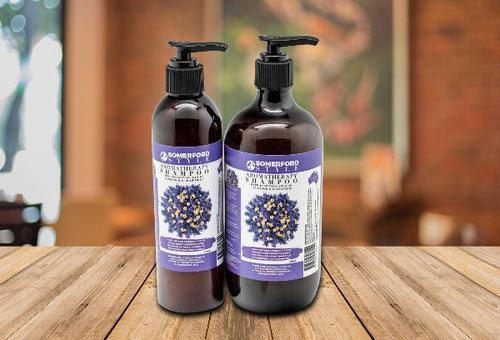Somerford Style Aromatherapy Dog Shampoo