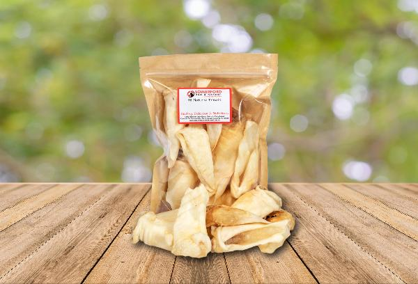 Somerford Naturals Lamb Ears Dog Treat Pack