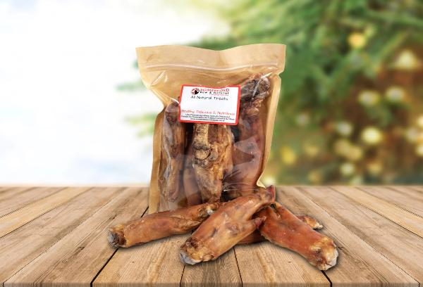 Somerford Naturals Pig Trotters Dog Treats