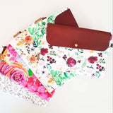 PALMS LARGE NAPPY CLUTCH/WALLET