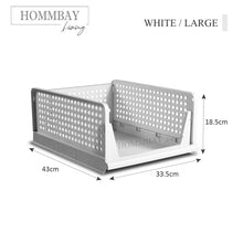 Load image into Gallery viewer, [HOMMBAY Beauty] Makeup Organiser Make Up Organizer Cosmetic Brushes Brush Skincare Storage Display Box
