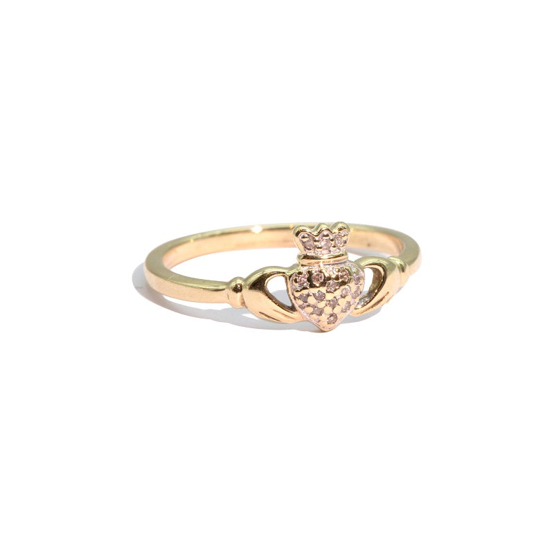 THE JANE | VINTAGE DIAMOND RING