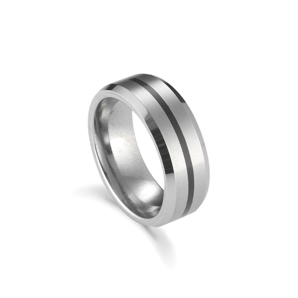 BLAZE TUNGSTEN EDDARD RING