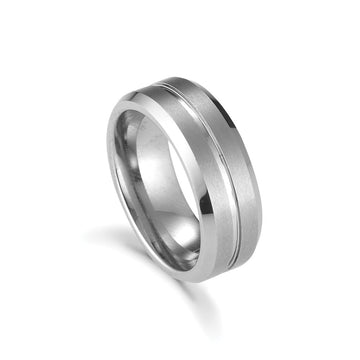 BLAZE TUNGSTEN ROBB RING