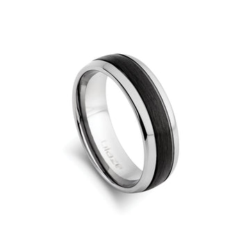 BLAZE TUNGSTEN ARI RING