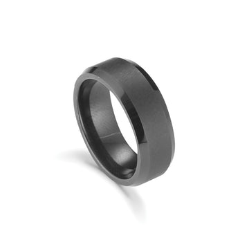 BLAZE TUNGSTEN DAWSON RING