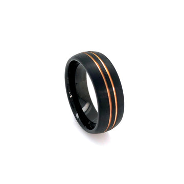 TUNGSTEN MASON RING