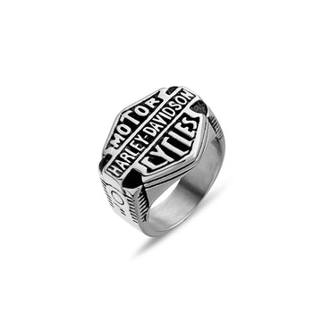 MENS HARLEY DAVIDSON RING